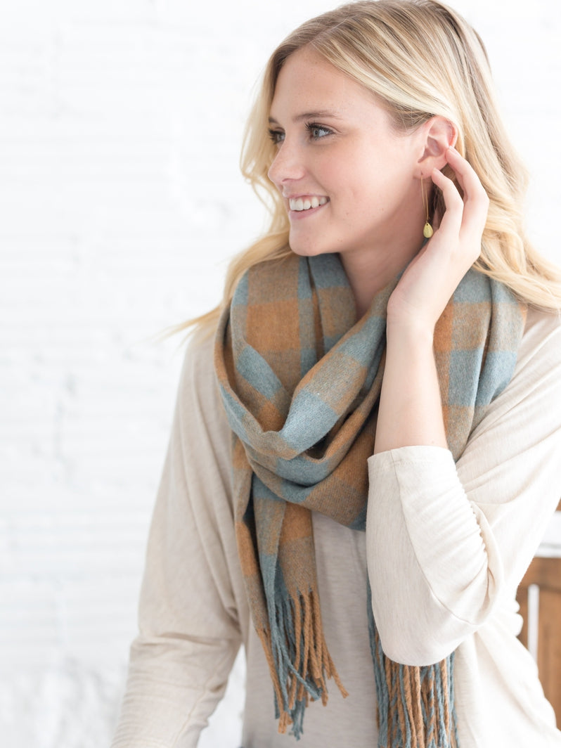 Hannah Scarf - Cloth + Cabin