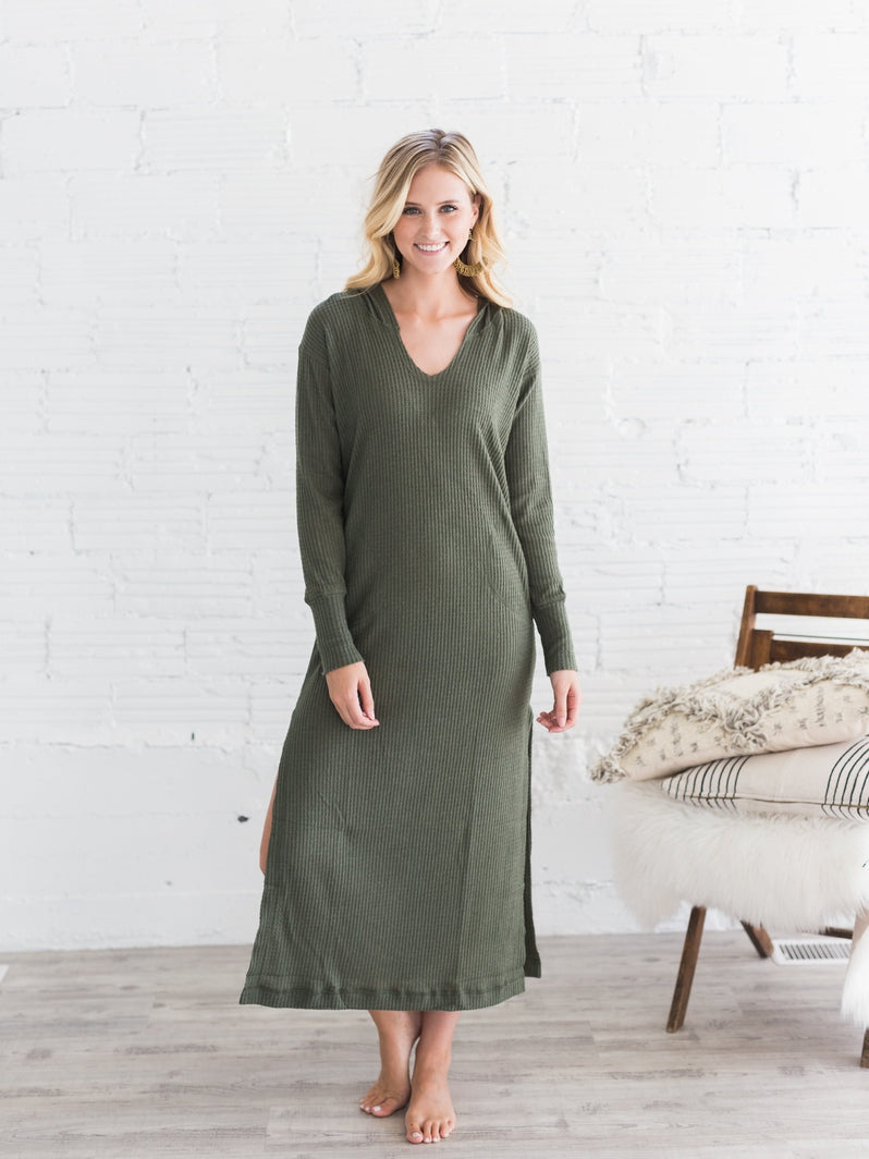 Meredith Dress - Cloth + Cabin