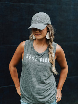Exclusive Home Girl Tank - Cloth + Cabin