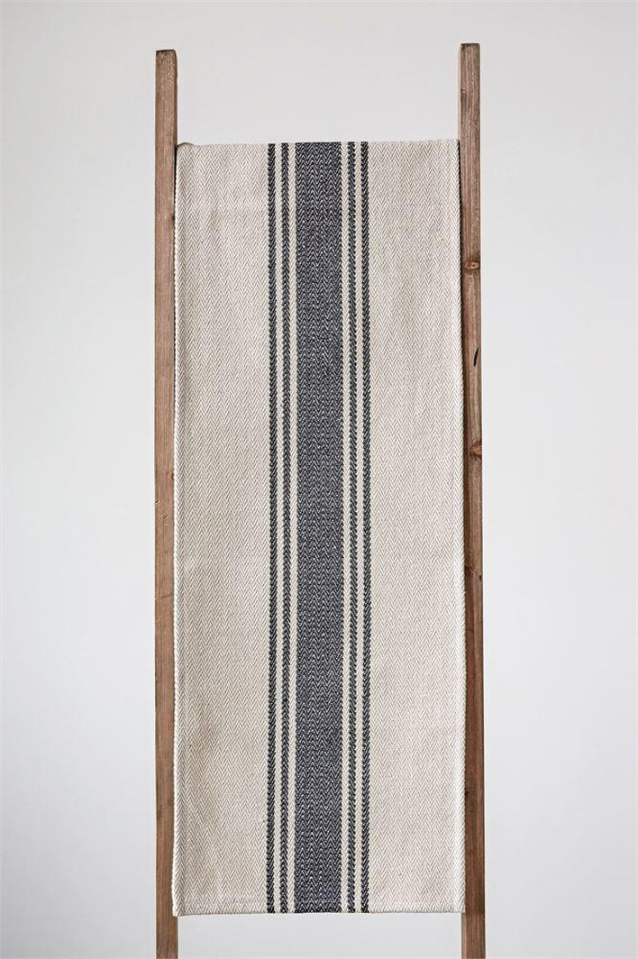 Farmhouse Stripe Runner - Cloth + Cabin