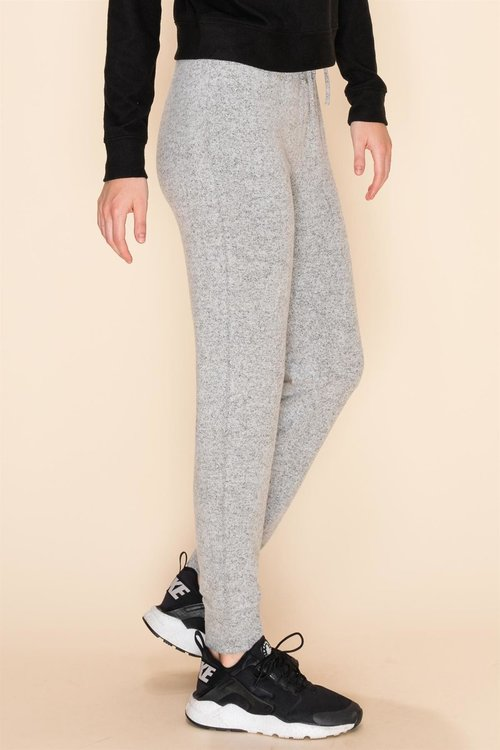 Brushed Knit Joggers