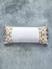 Devyn Hand Woven Pillow - Cloth + Cabin