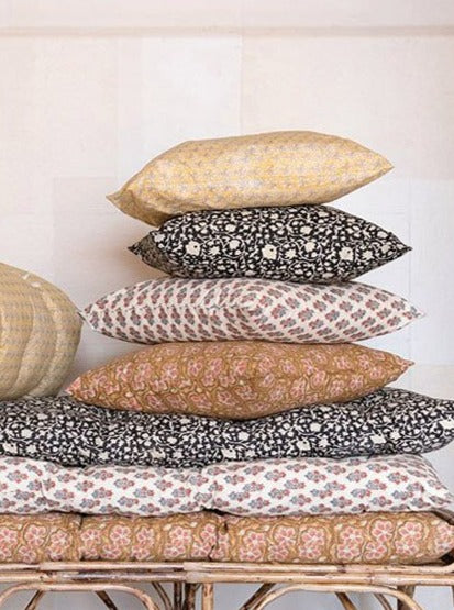 Cleo Vintage Floral Pillows - Cloth + Cabin