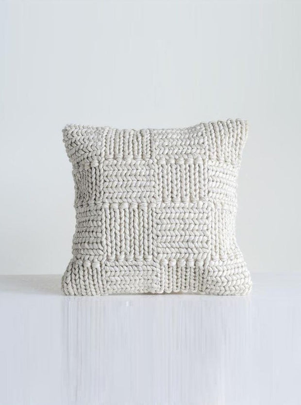 Ellen Wool Pillow - Cloth + Cabin
