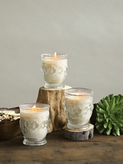 Glass Jar Candles - Cloth + Cabin