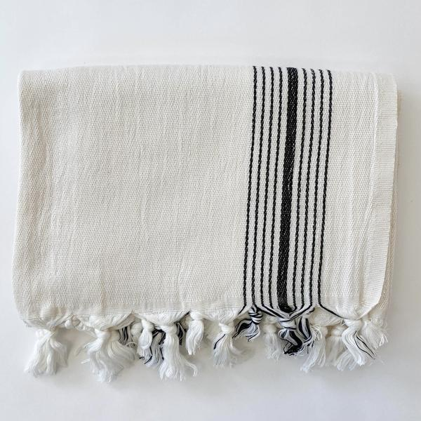 Zebrine Turkish Cotton Towels