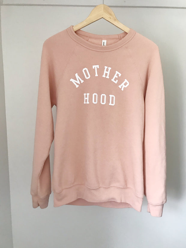 Limited Edition Peach Mother Hood Sweatshirt ™ - Cloth + Cabin