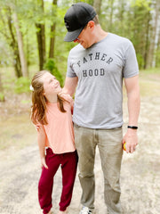 Limited Edition Father Hood Tee Shirt ™ - Cloth + Cabin