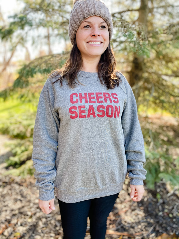 Cheers Season Crewneck Sweatshirt
