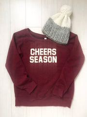 FINAL SALE - Cheers Season Sweatshirt