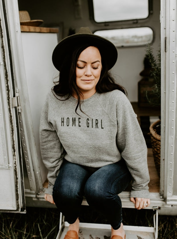 Home Girl Sweatshirt - Cloth + Cabin