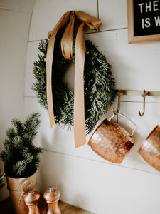 Cedar Wreath - Cloth + Cabin