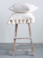 Natalie Tassel Pillow - Cloth + Cabin