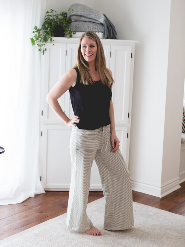 Sophie Wide Leg Chill Pants - Cloth + Cabin
