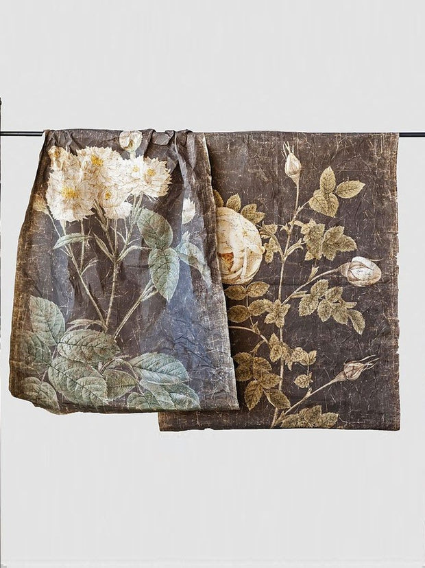 Vintage Floral Decorator Paper (Set of 2) - Cloth + Cabin