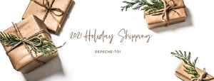 Holiday Shipping Schedules