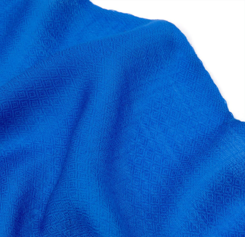 Blue Alston Scarf - Banvard & James