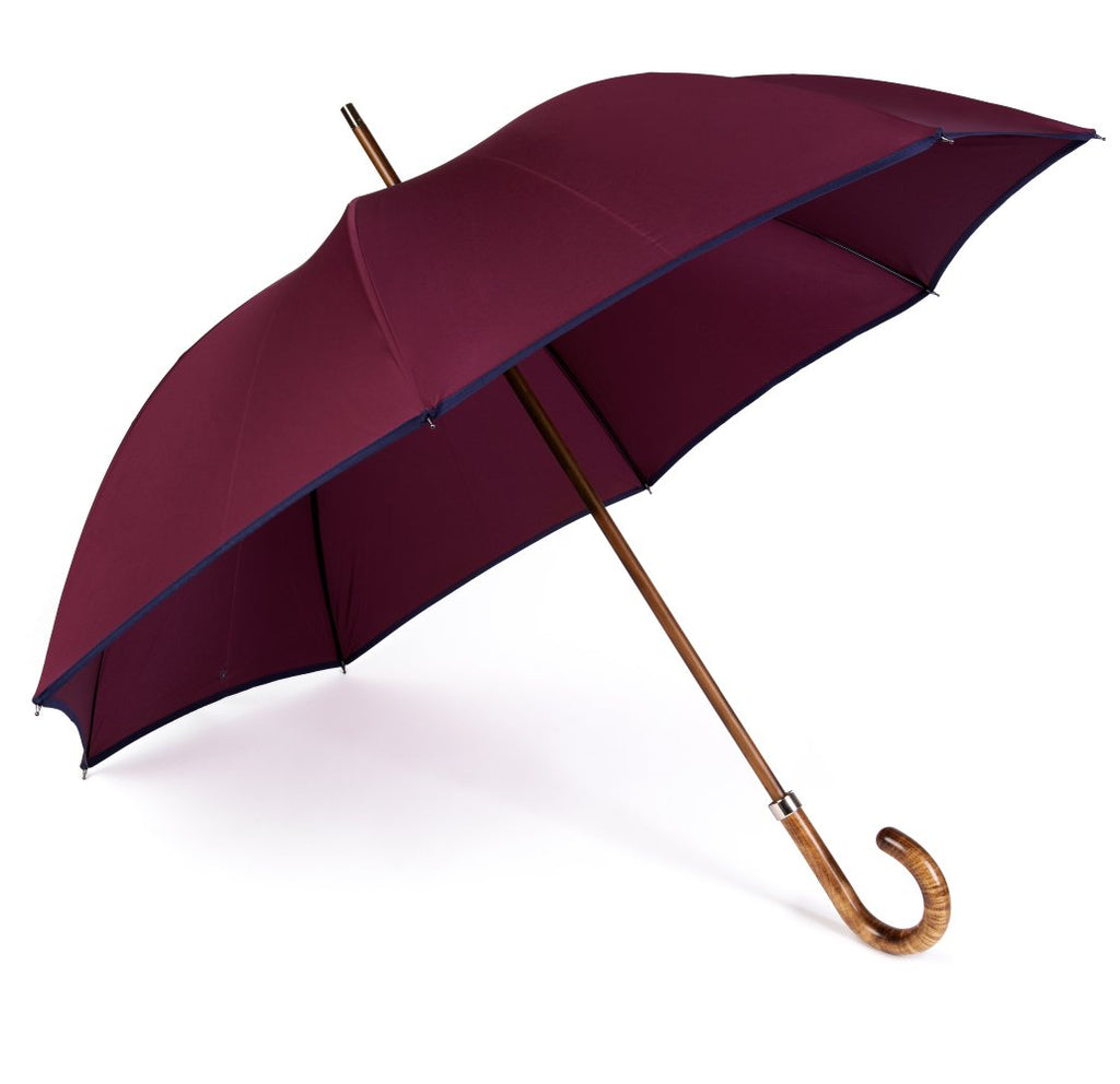 Burgundy Holton Umbrella