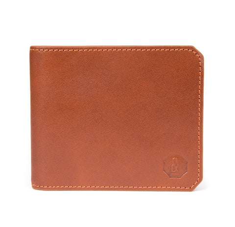Tan Harrison Wallet