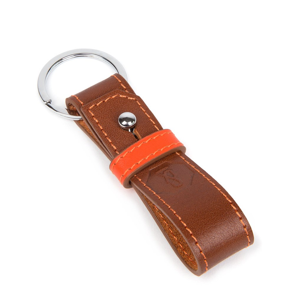 Tan Fletcher Keyring