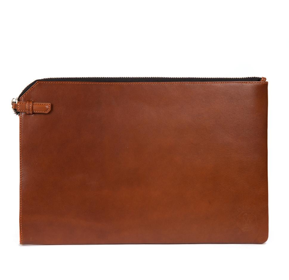 Tan Marlow Document Holder
