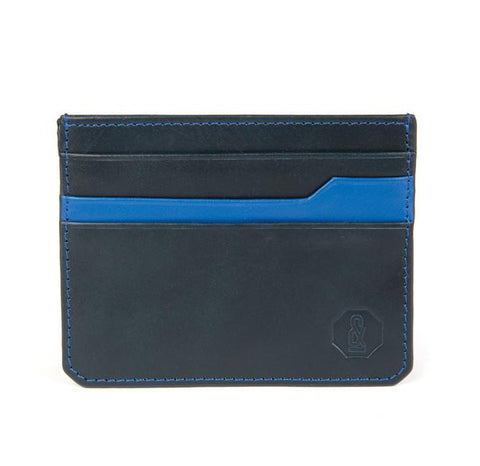 Navy Notley Card Holder