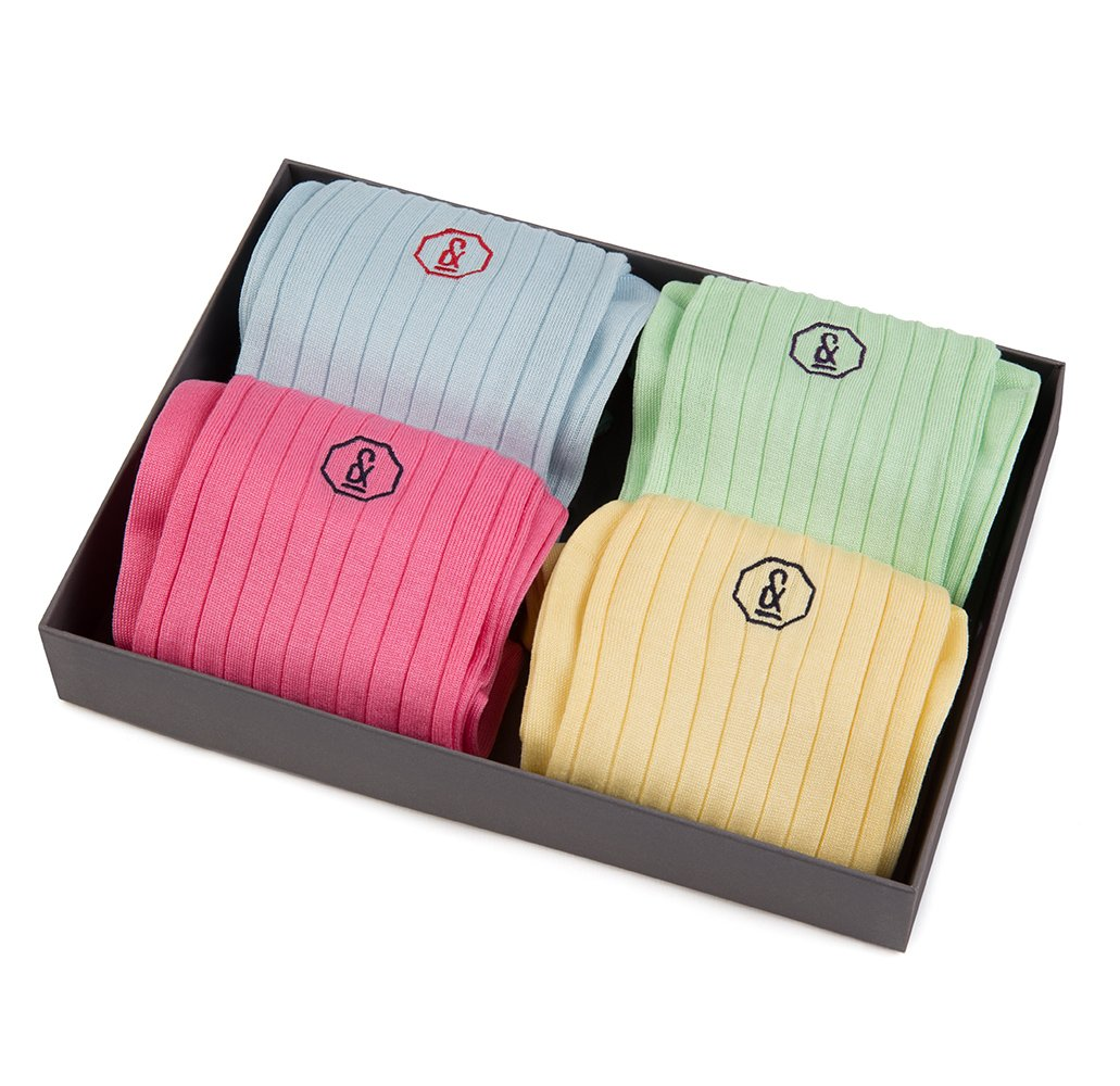 NEW Archer Socks - 4 Pair Summer Gift Set