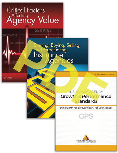 The Agency Value Package—Digital PDFs