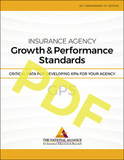 Insurance Agency Growth & Performance Standards—Digital PDF