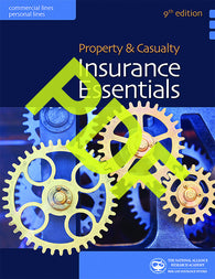 Property & Casualty Insurance Essentials—Digital PDF