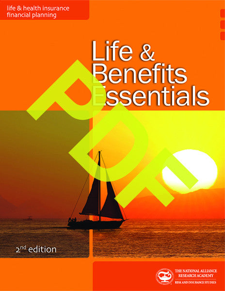 Life & Benefits Essentials—Digital PDF