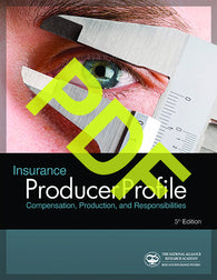 Producer Profile: Compensation, Production, and Responsibilities—Digital PDF