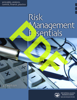 Risk Management Essentials—Digital PDF