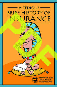 A Tedious, Brief History of Insurance—Digital PDF