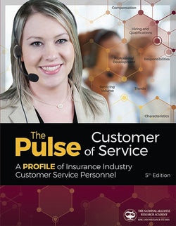 The Pulse of Customer Service: A Profile of Insurance Industry Customer Service Personnel