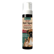 Allergy Aid Hot Spot Foam For Dogs & Cats 236ml