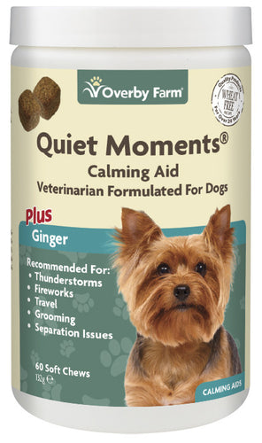 Quiet Moments For Dogs Soft Chews 60pcs