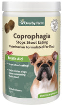 Coprophagia For Dogs Soft Chews 60pcs