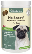 No Scoot For Dogs Soft Chews 60pcs
