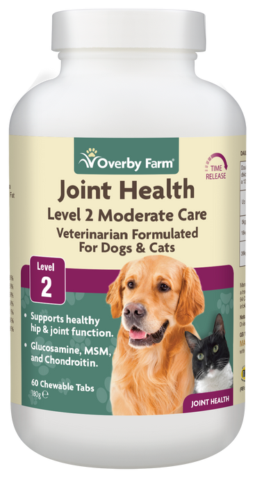 Joint Health Level 2 for Dogs & Cats Chewable Tablets 60pcs
