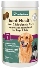 Joint Health Level 2 for Dogs & Cats Soft Chew 60pcs