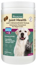 Joint Health Level 3 for Dogs & Cats Soft Chew 180pcs
