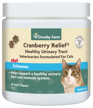 Cranberry Relief for Cats Soft Chew 60pcs