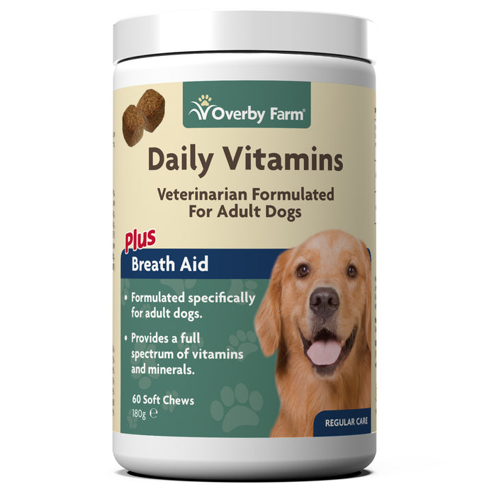 Daily Vitamins Soft Chew 60pcs