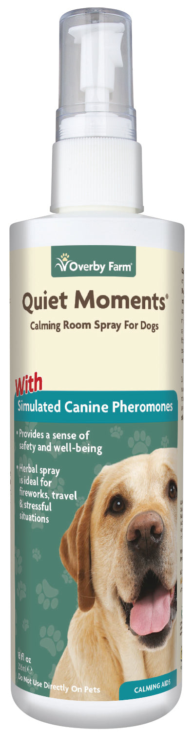 Quiet Moments Calming Room Spray for Dogs 236ml (8fl oz)