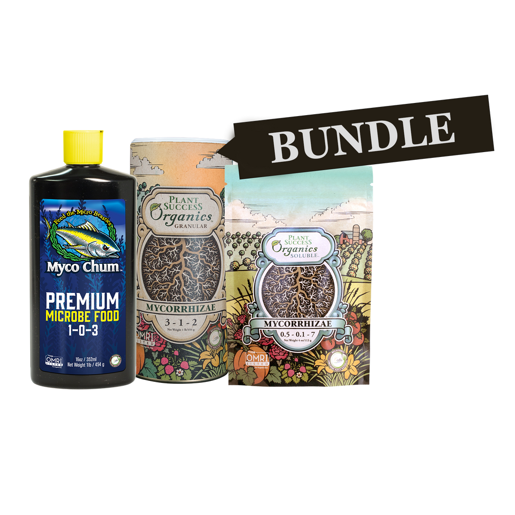 Plant Success Organics Bundle - FREE SHIPPING