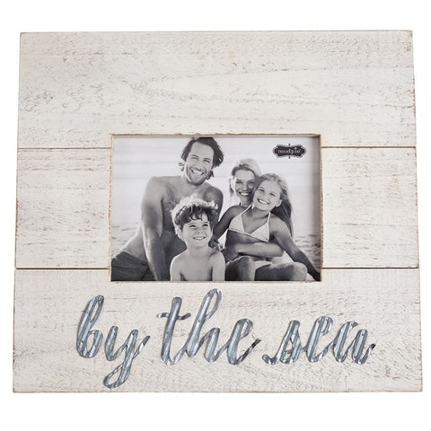 "Wood & Tin ""By the Sea Frame"""