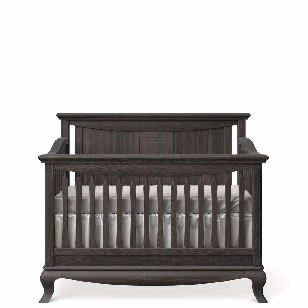 Antonio Convertible Crib / Solid Back