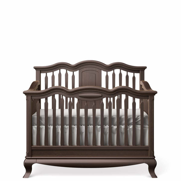 Cleopatra Convertible Crib / Open Back