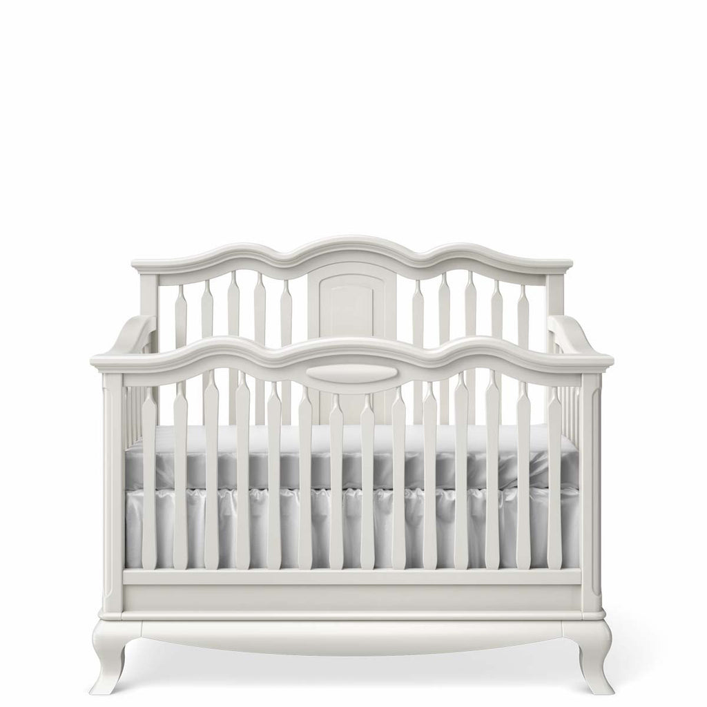 back crib high cribs designs pics of end the luxury winter for pooh solid bumper katia winnie bedding with classic babies nursery design